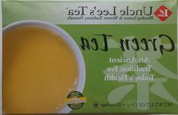 Uncle Lee's Green Tea  20 tea bags