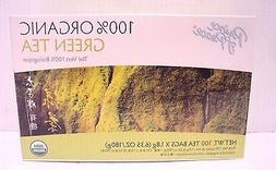 Prince Of Peace USDA 100% Organic Chinese Green Tea 100 Bags