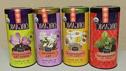 Signature Tea Company Usda Organic Tea Variety Pack