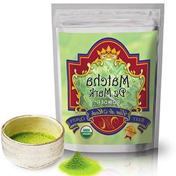 USDA Organic Matcha Green Tea Powder  By Matcha De Mark- Exc
