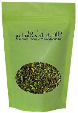 Peach Mango Bulk Green Tea-8 oz. Loose Leaf Tea