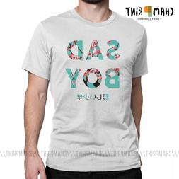 Vaporwave Sad Boy T Shirts for Men <font><b>Arizona</b></fon