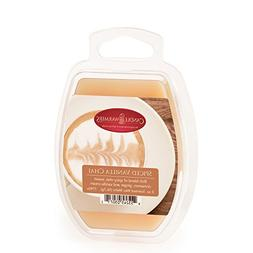 Candle Warmers Wax Melt Collection, Spiced Vanilla Chai - 2o