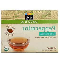 Whole Foods Brand 365 Everyday Value, Organic Green Tea , 4.