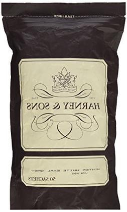 Harney & Sons Winter White Earl Grey Tea - Chinese Mutan Whi