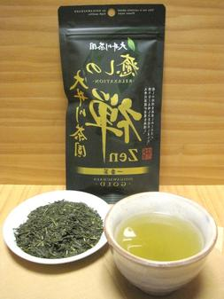 ZEN GOLD First Tea Leaves SENCHA 100g, Relaxation Japanese L