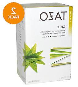 Tazo Zen Green Tea Filterbags Pods Quantity: 20/40 ct Box |